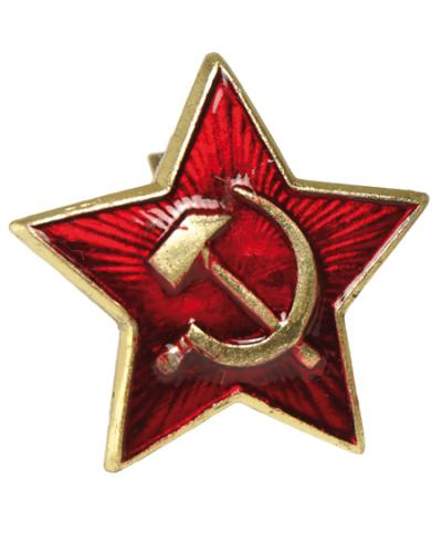 Soviet enlisted mens cockade, small