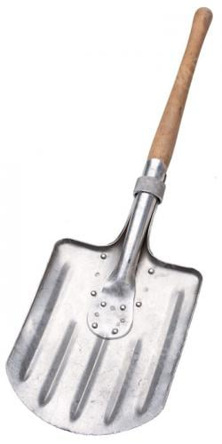 Swiss snow shovel, surplus