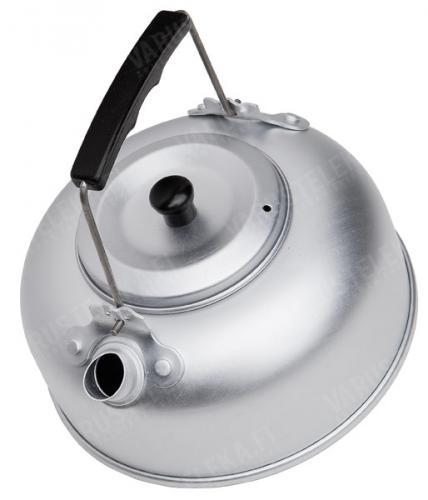 Mil-Tec tea pot, 0,6 liters, aluminium