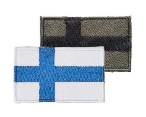 Särmä TST M05 Finnish flag patch