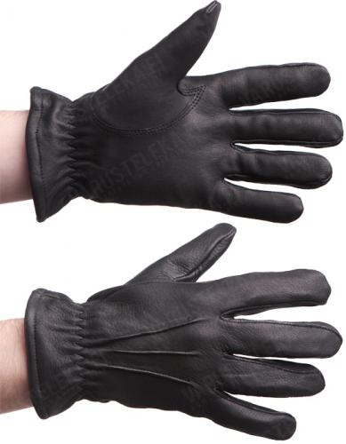Tegera 950 cut resistant gloves, leather, black