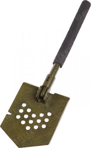 Russian folding spade, spring steel