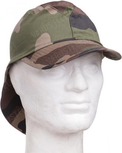 "French F2 ""Bigeard"" cap, surplus"