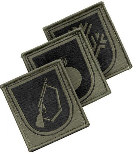 Särmä TST M05 training branch insignia, subdued, discontinued