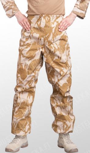British MVP rain trousers, Desert DPM, surplus