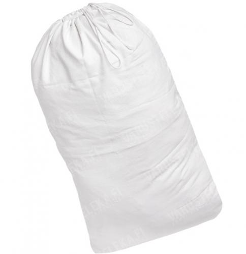 BW laundry bag, white, surplus