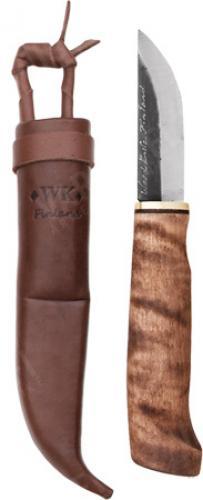 Woodsknife Traditional puukko 77, dark