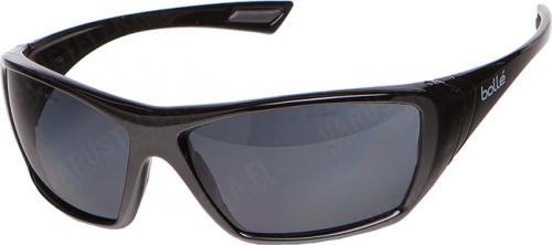 Bollé Hustler ballistic sunglasses, Smoke Grey