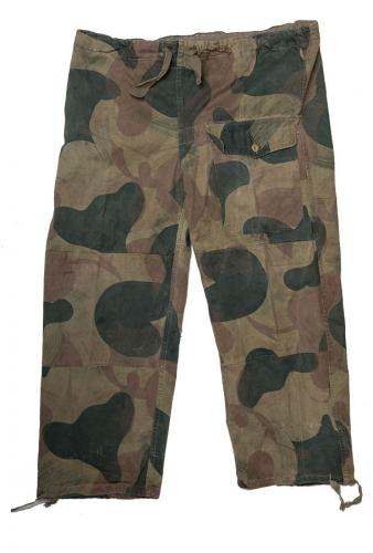 "Belgian ""Denison"" style camo trousers #3"
