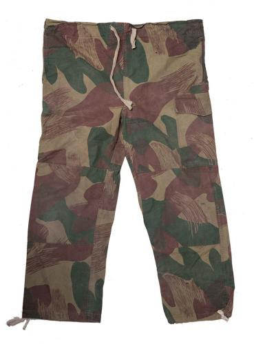 "Belgian ""Denison"" style camo trousers #4"