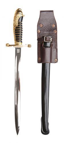 Uruguayan parade dagger, reproduction