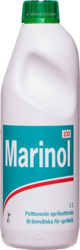 Marinol alcohol burner fuel, 1 litre