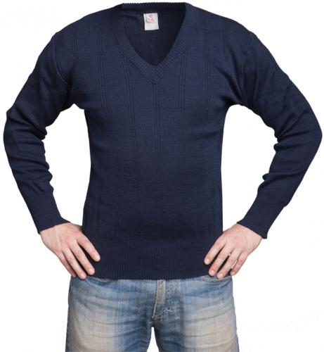 NVA pullover, dark blue, surplus