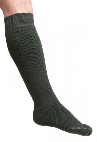 Särmä Knee Socks, Merino Wool Terry