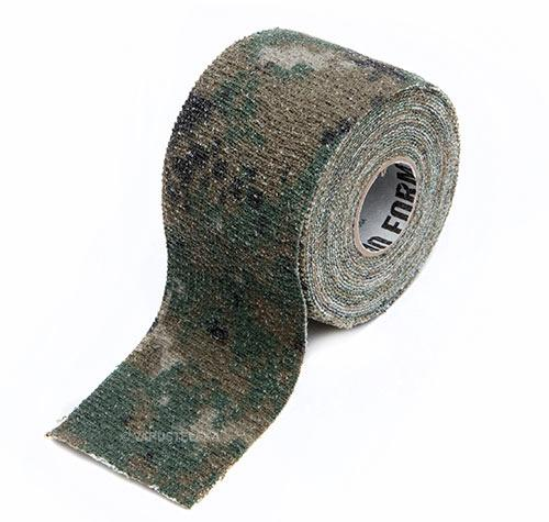 McNett Camo Form Camouflage Wrap.
