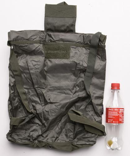 Mil-Tec Roll-up Sack. The standard return rate for these plastic bottles in Finland is 0,20 EUR.