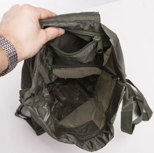 Mil-Tec Roll-up Sack.