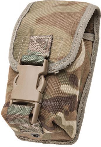 British Osprey smoke grenade pouch, MTP, surplus