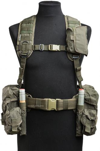 Russian SPOSN Smersh webbing kit