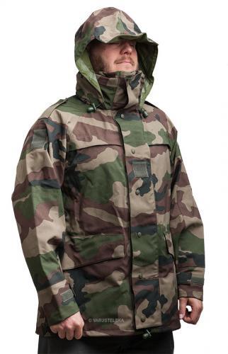 French rain jacket, CCE, surplus