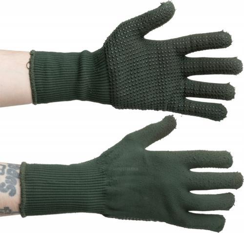 British aramid contact gloves, surplus