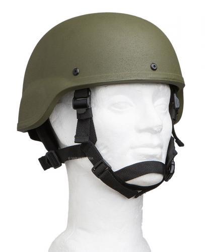CPE MICH ballistic helmet, NIJ IIIA