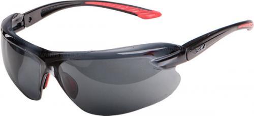Bollé IRI-s ballistic sunglasses, Smoke Grey