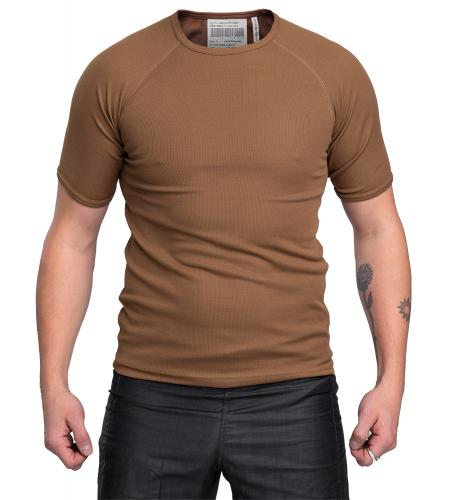 Dutch T-shirt, moisture wicking, brown, surplus