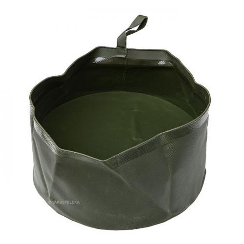 Dutch foldable wash bucket, surplus