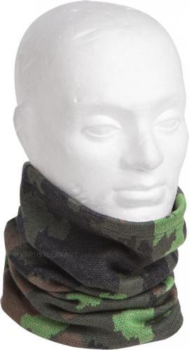 Särmä heavy neck tube, merino wool,camo