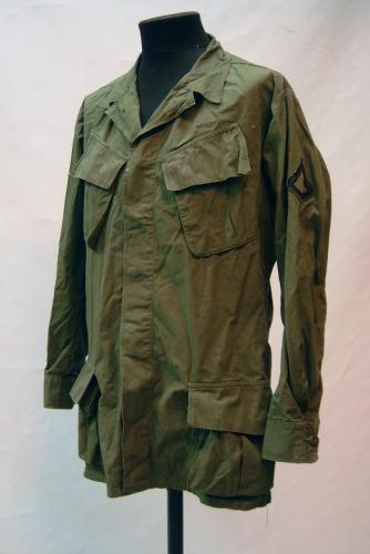 US 2nd Pattern jungle jacket, Medium Regular