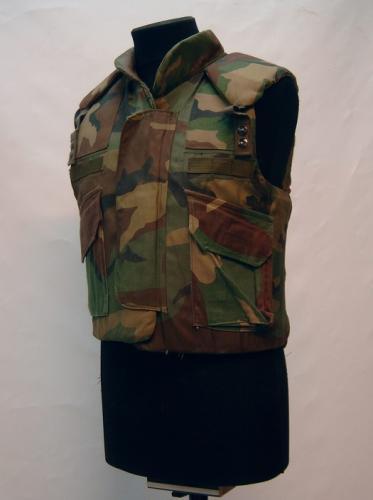 US PASGT vest, Woodland, surplus