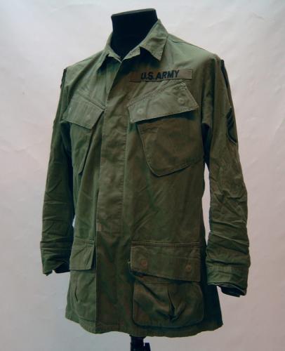US 3rd Pattern jungle jacket, Small Regular