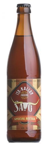 Iso-Kallan Savo Special Bitter