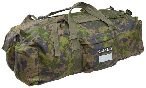 CPE Duffle bag, 60L, M05 woodland camo