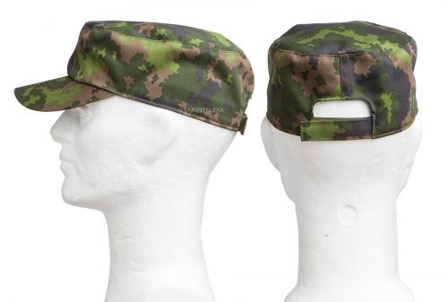 Särmä TST M05 field cap. The cap size can be adjusted down using the velcro strip.