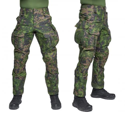 Särmä TST L4 Combat Pants. The pleated cargo pockets can carry a lot when needed.