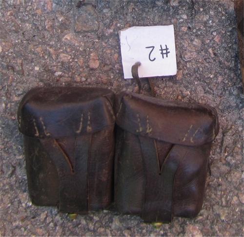 Soviet WW2 Mosin-Nagant ammo pouch #2