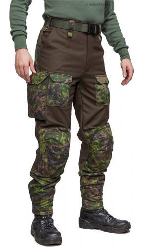 Särmä TST wool trousers, M05 woodland camo