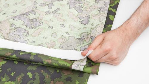 Foxa Cooltex 3 Camo Fabric, M05 Woodland, by the meter.