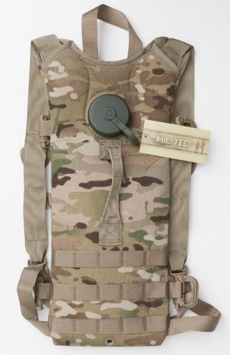 US MOLLE II Hydration Pack, OCP, surplus.