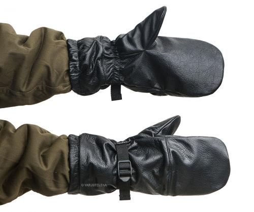 Särmä leather mittens