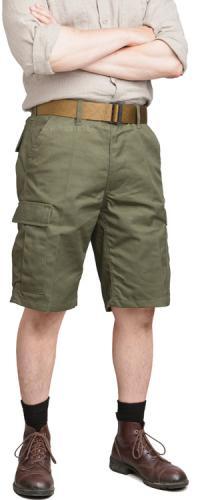 MFH BDU shorts, olive drab