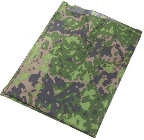 Foxa Action Camo Waterproof Fabric, M05 Woodland, by the meter