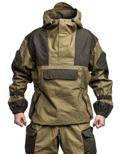 Russian Gorka 4 anorak, brown