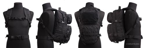 Särmä Assault Pack.