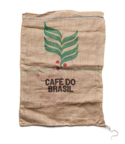 Brazilian hessian sack for coffee, surplus