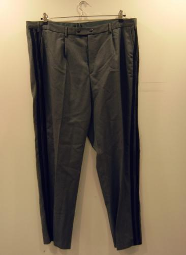 Finnish wool trousers with service branch colour #1