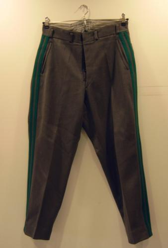 Finnish wool trousers with service branch colour #3