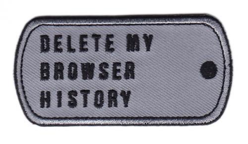 Särmä Delete My Browser History morale patch